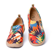 UIN Footwear Women Air-mazing! Canvas loafers