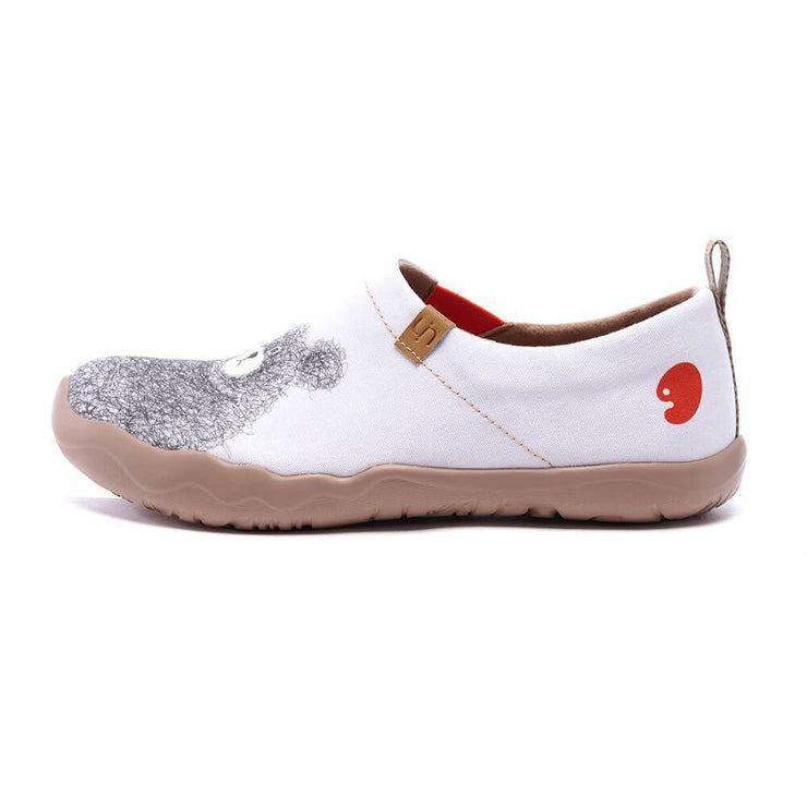 UIN Footwear Women BE WITH YOU Canvas Canvas loafers