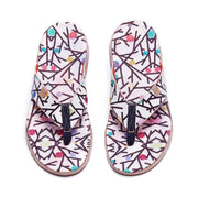 UIN Footwear Women Branches Women Majorca Flip Flops Canvas loafers