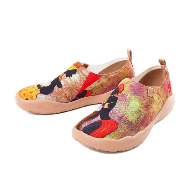 UIN Footwear Women Dance Now Canvas loafers
