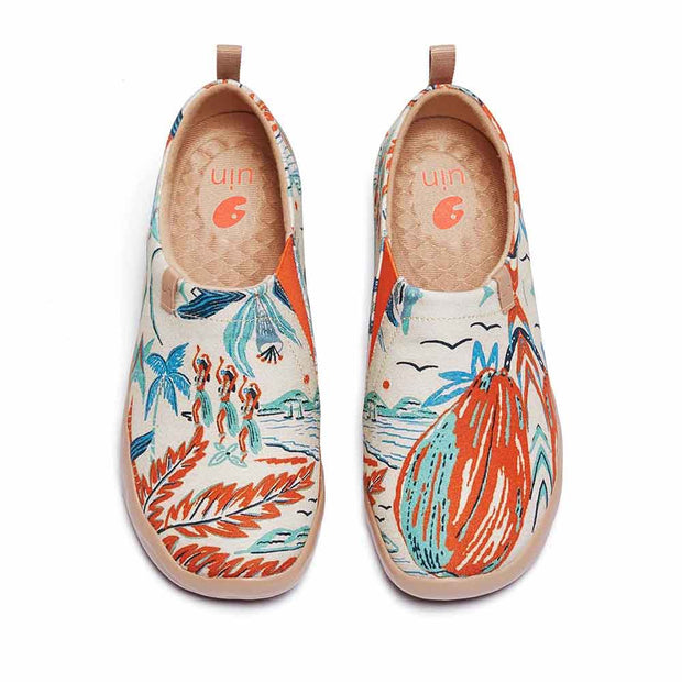 UIN Footwear Women Hula-hula Canvas loafers