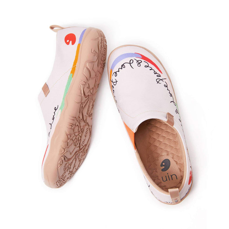 UIN Footwear Women Ideal Nation Women Canvas loafers