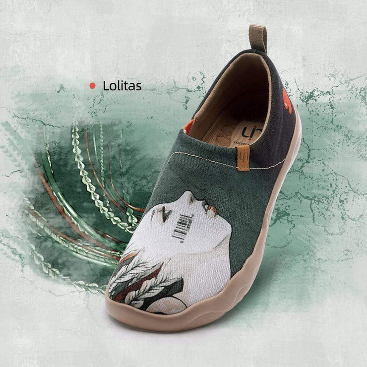 UIN Footwear Women Lolitas Canvas loafers