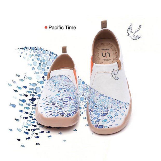 UIN Footwear Women Pacific Time Canvas loafers