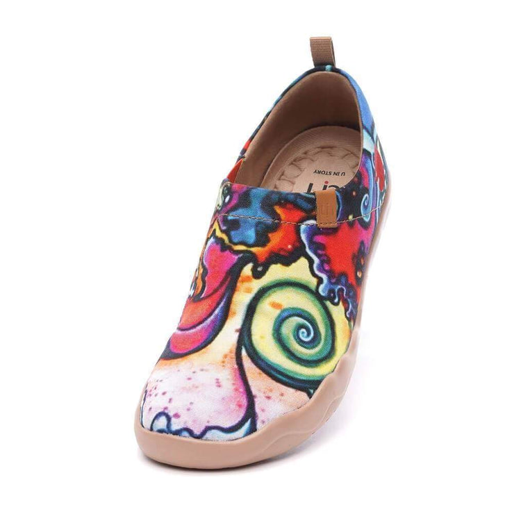 UIN Footwear Women Sea You Canvas loafers