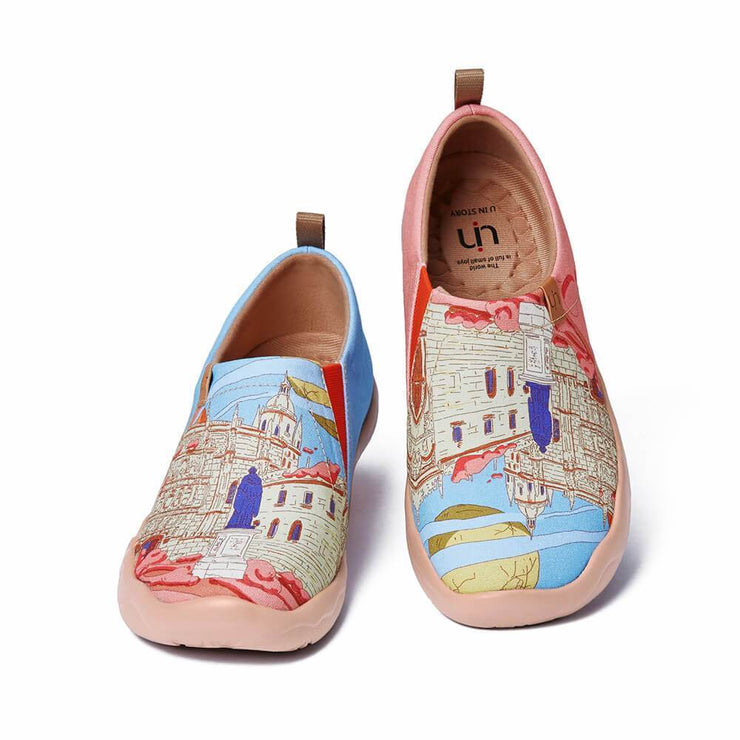 UIN Footwear Women Toledo Canvas loafers