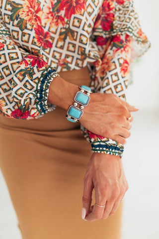 Gorgeous Stone and Jewel Bracelets