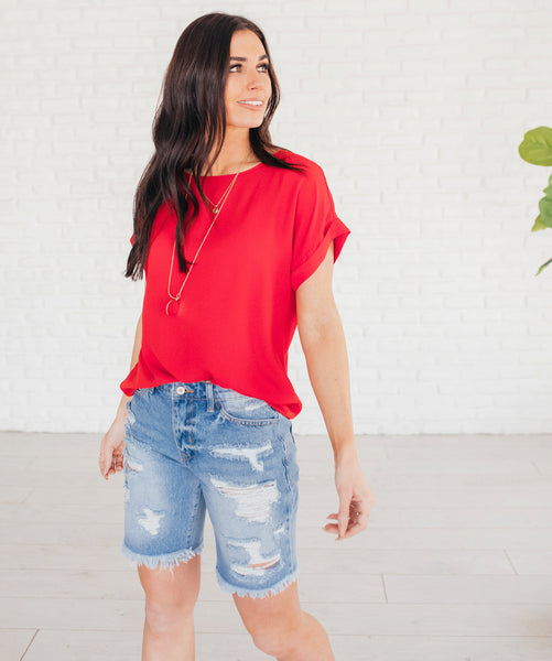 Everyday Dolman Top
