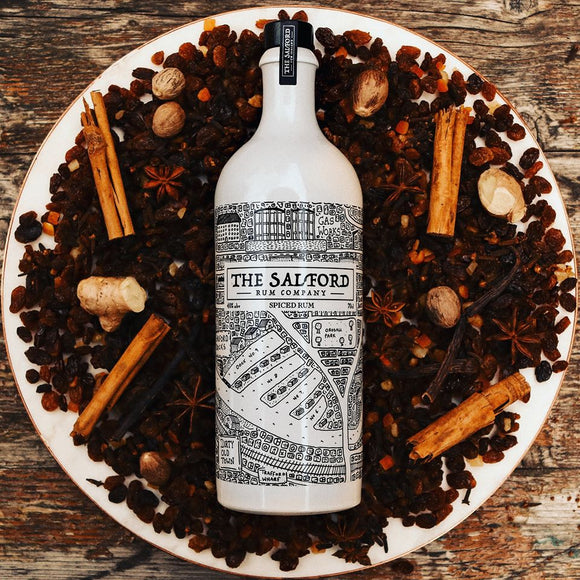 The Salford Rum Company - Makers Market Shop