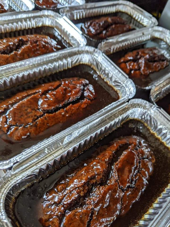 Ethicake Vegan Sticky Toffee Puddings - Makers Market Shop