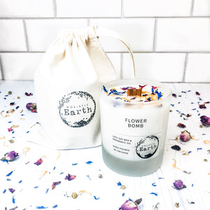 Holistic Earth Soy Scented Candles - Makers Market Shop