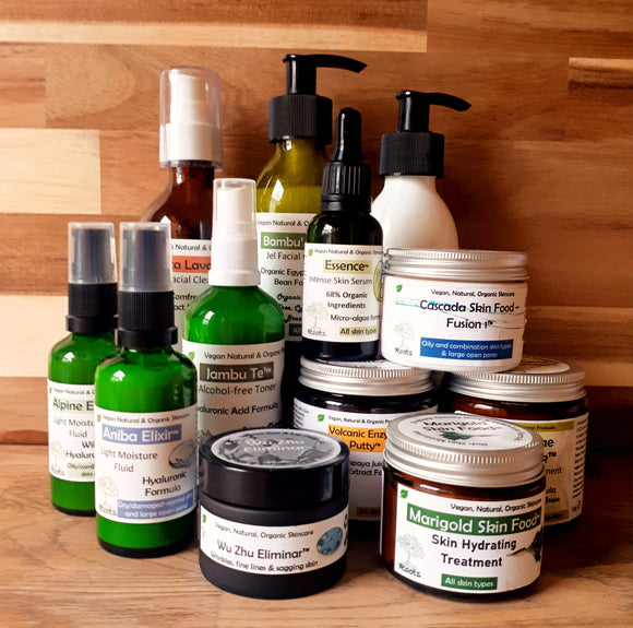 Roots Handmade Facial Skincare - Makers Market Shop