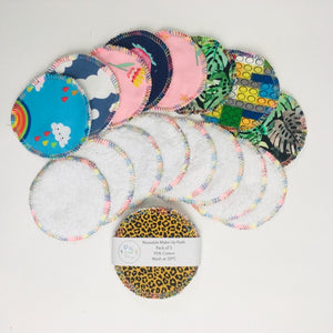Dil & Ish - Reusable Makeup Pads - Makers Market Shop