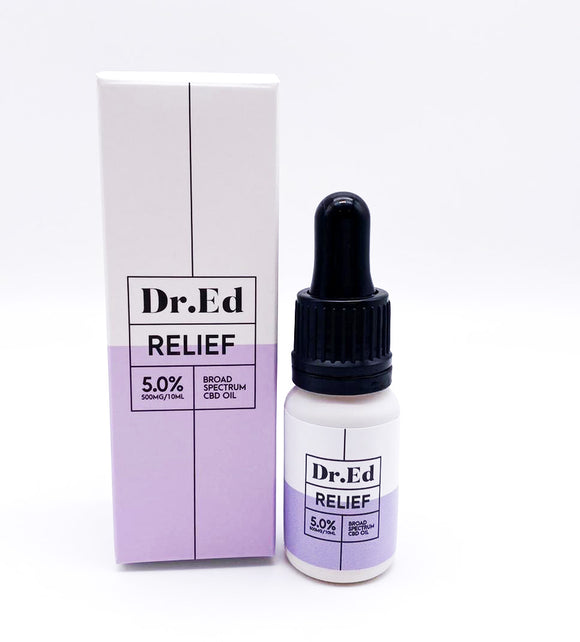 Dr. Ed CBD - Makers Market Shop