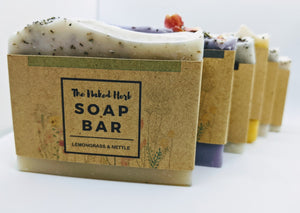 The Naked Herb Soaps - Makers Market Shop