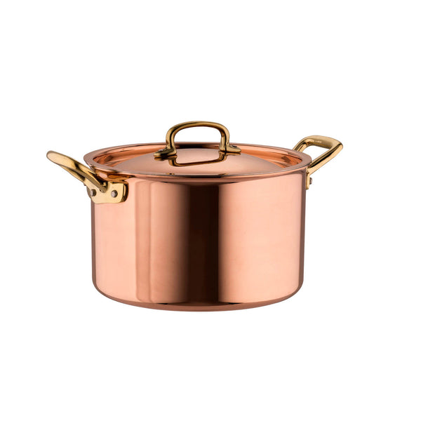 Stockpot from the Gustibus collection by Ruffoni
