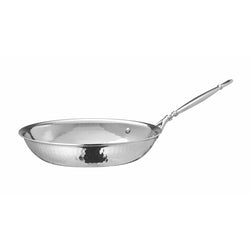 Hand-hammered, clad stainless steel fry pan from Ruffoni