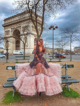 "Load image into Gallery viewer, Gentley Light Pink ""Princess"" dress"