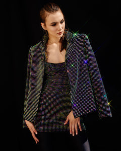 Crystal Suit by Morphine Fashion