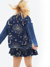 Load image into Gallery viewer, Fairytale Denim Jacket by Morphine Fashion