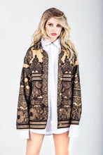 Load image into Gallery viewer, Grace Oversized Lace Jacket