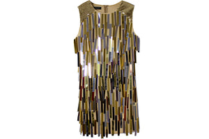 Mira Mirror Dress by Morphine Fashion