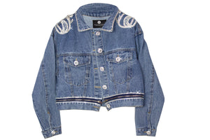 Alexandria Denim Couture Jacket