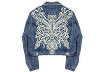 Load image into Gallery viewer, Alexandria Denim Couture Jacket