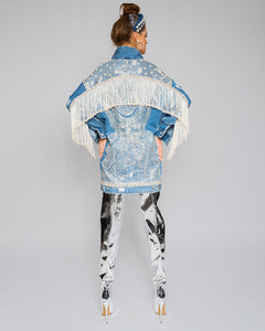 Montana Denim Jacket by Morphine Fashion
