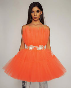 Fashionable Orange by Morphine Fashion