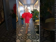 Load and play video in Gallery viewer, Scarlett Dress