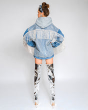 Load image into Gallery viewer, California Love Jeans Jacket