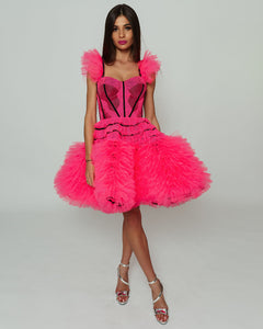 "Mini ""Princess"" dress by Morphine Fashion"