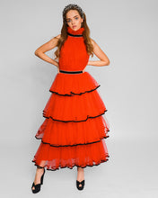 Load image into Gallery viewer, Chic Spanish Tulle Dress by Morphine Fashion