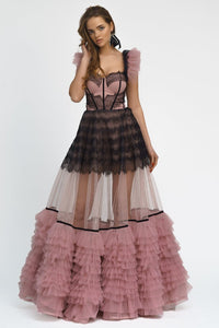 "Gentley Light Pink ""Princess"" dress"