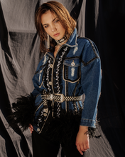 Load image into Gallery viewer, Virginia denim jacket by Morphine Fashion