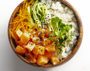 Steelhead Poke Recipe