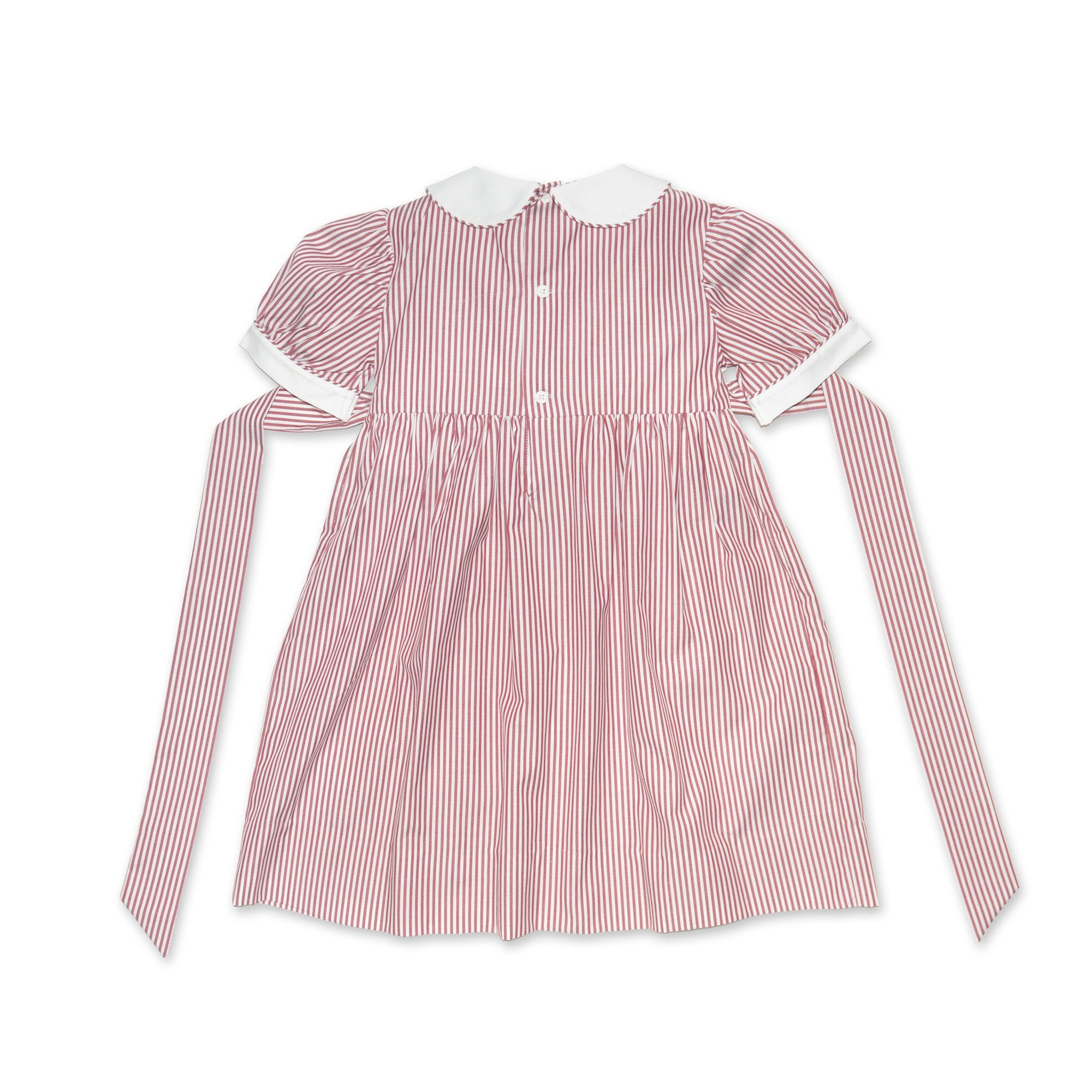 LULU SOLDIER SMOCK DRESS