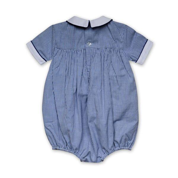 TILLY NAVY FISH ROMPER