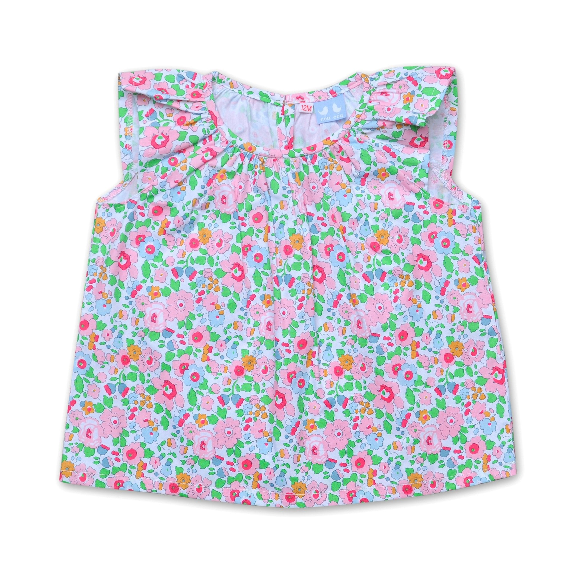 FLORRIE BLOOMERS IN LIBERTY PRINT