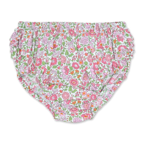 FRILLY BLOOMER IN PINK LIBERTY