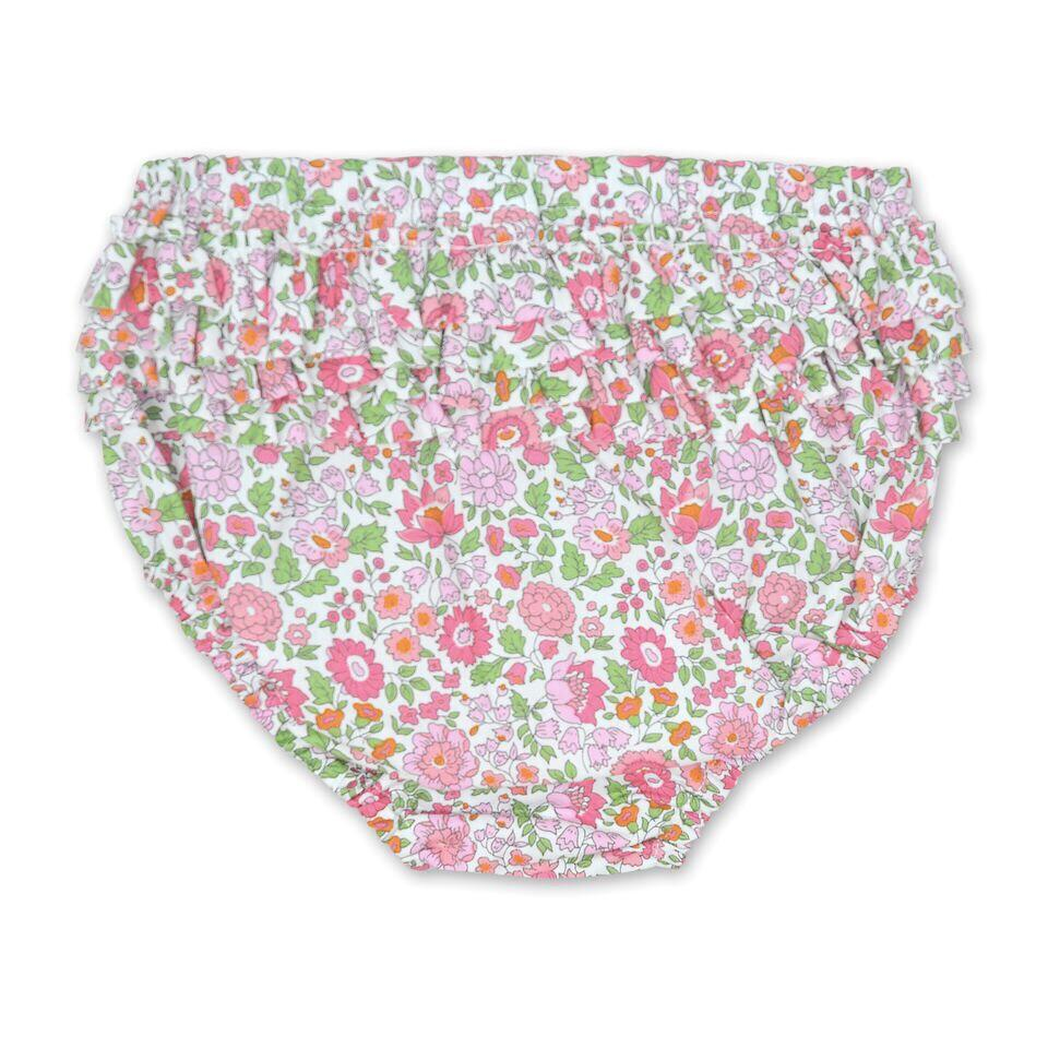 FLORRIE BLOOMER IN PINK LIBERTY PRINT