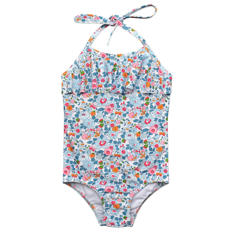 AVA PALE BLUE LIBERTY ONE PIECE