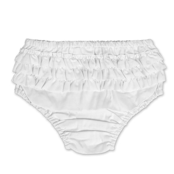 FLORRIE BLOOMERS IN WHITE