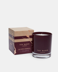 Ted Baker - Pink Pepper & Cedarwood (Candle)