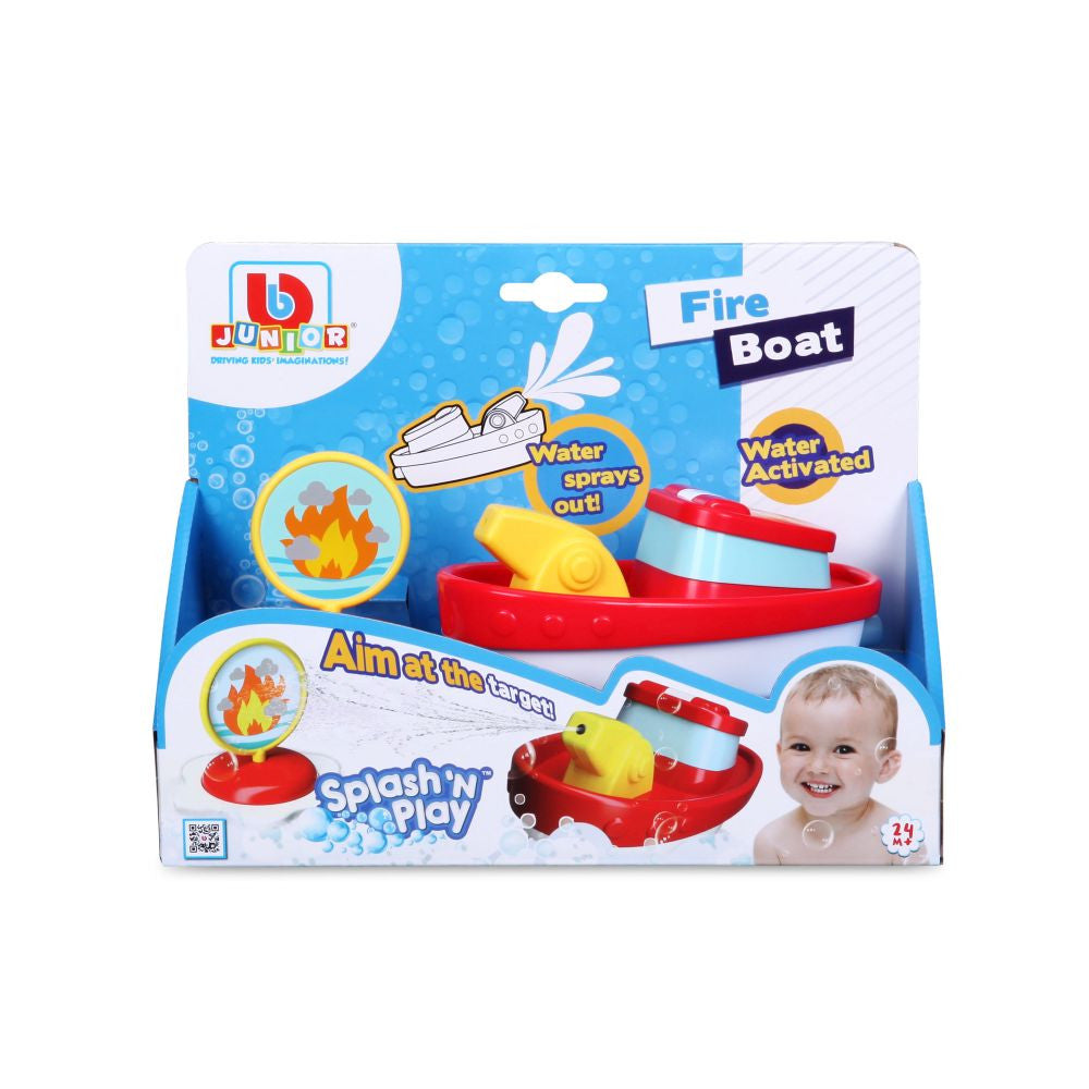 Splash 'N Play - Fire Boat