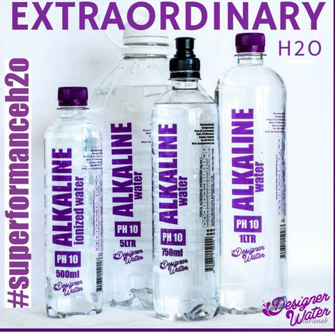 Alkaline Water 500 ml
