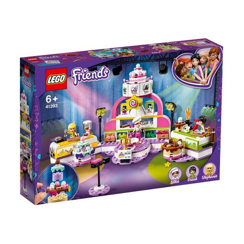 Lego Friends - Baking Competition