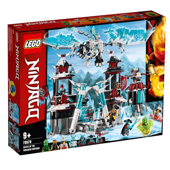 Lego Ninjago - Castle of The Forsaken Emperor