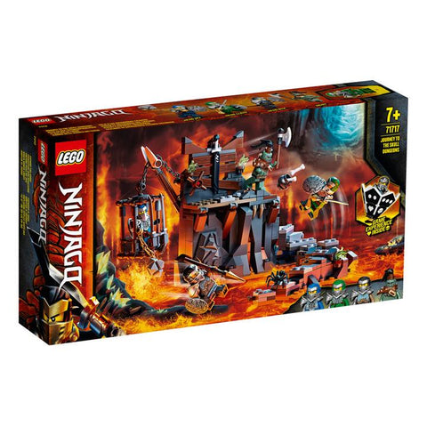 Lego Ninjago - Journey To The Skull Dungeons